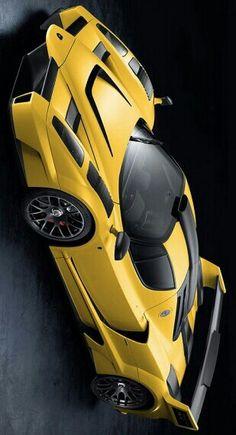 Ferrari Enzo Gemballa MIG-U1 by Levon