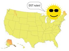 Where to hate daylight saving time and where to love it | Andy Woodruff