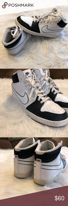 Nike sneakers In used condition but still great. A few scuffs but nothing major. Nike Shoes Sneakers