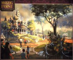 Mystic Manor | Keeper's Tales:Mystic Manor at Hong Kong Disneyland-That's the ...