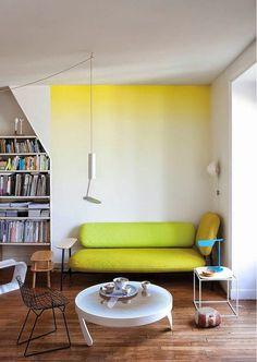 Déco salon moderne pour une atmosph¨re chaleureuse