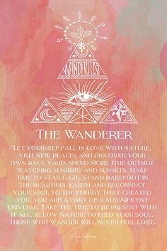 The Wanderer by CarlyMarie