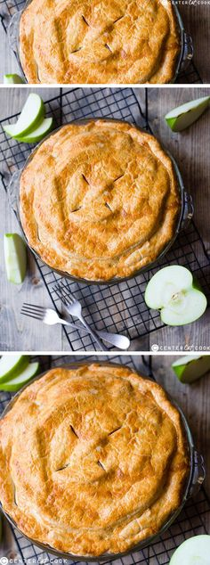 The only APPLE PIE recipe you'll ever need.