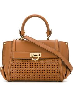 Shoulder Bag for Women On Sale in Outlet, Sofia, Cherry, Leather, 2017, one size Salvatore Ferragamo