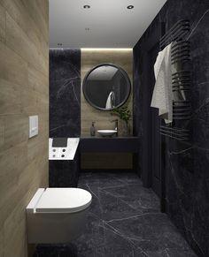 Najlepsze Obrazy Na Tablicy Black Bathroom Czarna Lazienka 18 W