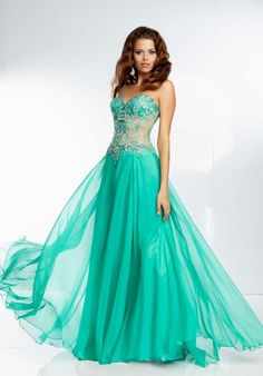Mori Lee Dress 95070 at Peaches Boutique