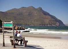 Hout Bay - on the beach. #Africa #SouthAfrica #CapeTown