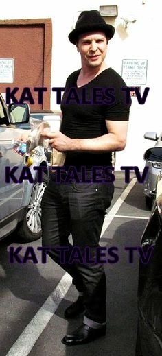 Gavin DeGraw without a Hat | KAT TALES TV Blog: DWTS Gavin DeGraw: A Different Kind of Sexy