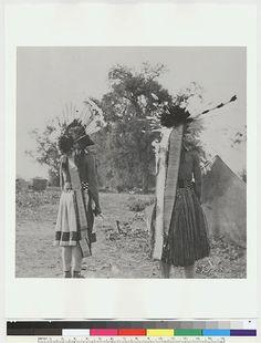 Maidu men – 1910