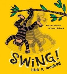 September 30 & October 1, 2014. Illustrations and rhyming text invite the reader to move like the animals in the zoo.