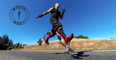 [Video] Bionic Boots Let People Run Up To 25 MPH Speed - http://ttj.pw/1qlVt61 Who would have thought that an ostrich would be the inspiration for the next generation of fitness gear? Meet Bionic Boots – robotic boots that let people run up to 25 mph speed.  [Click on Image Or Source on Top to See Full News]