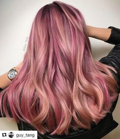 Rosè all day! If you're looking to become a hairstylist contact us and let us help make your dreams become reality!! #behindthechair #cosmetology #college #RoseGold http://tipsrazzi.com/ipost/1510926892969433830/?code=BT35AEBBxrm