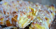 Hjemmelaget skolebrød kake Heart Cupcakes, Chocolate Hearts, Hawaiian Pizza, Macaroni And Cheese, Nom Nom, Sweet Treats, Food And Drink, Healthy Recipes, Healthy Food