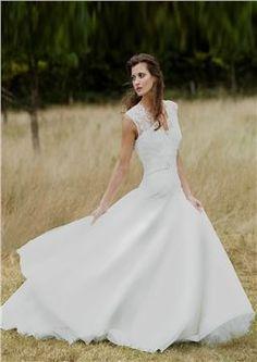 Lyn Ashworth Bridal gown