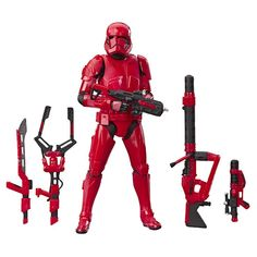 Star Wars The Black Series Sith Trooper Toy Scale The Rise of Skywalker Collectible Action Figure, Kids Ages 4 & Up Star Wars Figurines, Star Wars Toys, Plantas Versus Zombies, Disney Time, Walt Disney, Star Wars Sith, Star Wars Facts, War Comics, Star Wars Action Figures