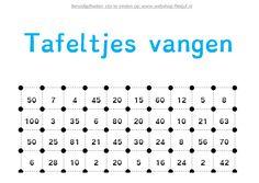 457 beste afbeeldingen van rekenen tafels calculus for Www tafel oefenen nl