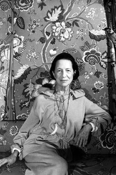 Diana Vreeland http://www.nomad-chic.com/search/index.html?term=diana+vreeland