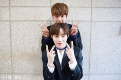 Woojin y Sungwoon Nothing Without You, Let's Stay Together, Fandom, Lai Guanlin, Ong Seongwoo, Kim Jaehwan, Ha Sungwoon, Bts And Exo, Korean Celebrities