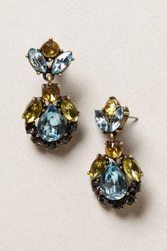 Curacao Earrings - anthropologie.com  #statementearrings #curacao #earrings #anthropologie #boldaccessories