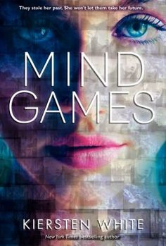 """Mind Games by Kiersten White--Perfect for fans of Sara Shepards The Lying Game series, Kiersten Whites Mind Games, a novel about two sisters trapped in a web of deceit, was called """"lightning fast and fabulously fun"""" by bestselling author Laini Taylor. Book Nerd, Book 1, The Book, Ya Books, Good Books, Books To Read, Film Books, Book Authors, Lying Game"""