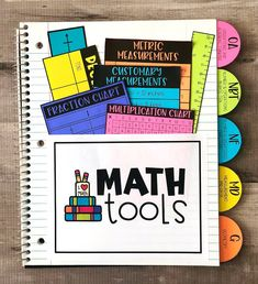 Getting Started with Interactive Math Notebooks - Create Teach Share - Mathe Ideen 2020 Math Strategies, Math Resources, Math Tools, Math Intervention, Third Grade Math, 5th Grade Science, Fourth Grade, Guided Math, Guided Practice