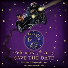 Today Bloomsbury Children's Books has announced some rather exciting news - they are launching a new Harry Potter Book Night! The first Harry Potter Book Night will take place on February New Harry Potter Book, First Harry Potter, Rowling Harry Potter, Save The Date, Hogwarts, Book Worms, Product Launch, Night, Books
