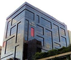 Hotel Hilton Bogotá visto desde la carrera 7ma
