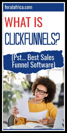 I REVIEW CLICKFUNNELS. If you are wondering what exactly ClickFunnels is, know that you are not alone. All-in-one marketing solution, What Is ClickFunnels?, What Does It Do? #clickfunnelslandingpage #clickfunnelstemplate #clickfunnelsaffiliate All In One, Africa, Templates, Marketing, Models, Stenciling, Stencils