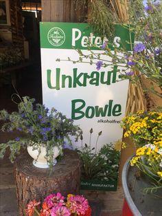 #Spreewaldkoch liebt Unkrautbowle