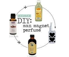 Lady MacGuyver: DIY Man Magnet Perfume - Beauty News