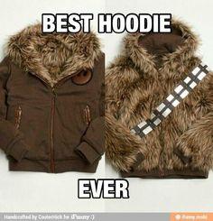 Wookie coat!!!