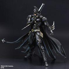 Play Arts Kai Action-figur Square Enix Ehrlich Batman Arkham Asylum Harley Quinn