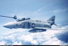 McDonnell Douglas F-4J Phantom II aircraft picture