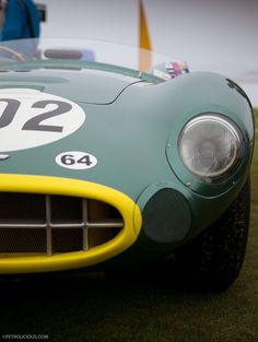 A Colorful History of Racing Hues: British Racing Green (2 of 4) | Articles