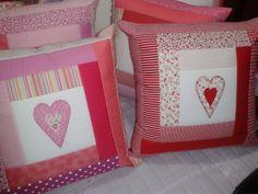 Almofadas para meninas