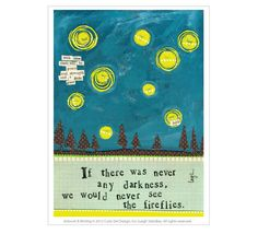 fireflies. from the new curly girl collection.