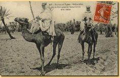 Méharistes de la Compagnie saharienne d'In Salah