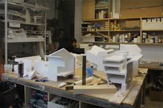 steven holl architects studio