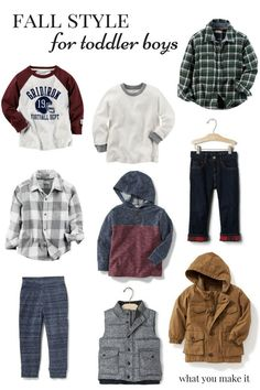 The hip hop way of life happen to the inventor of loot into this constant changing fashion superego environment. Boys Fall Fashion, Toddler Boy Fashion, Little Boy Fashion, Toddler Boy Outfits, Toddler Boys, Kids Outfits, Autumn Fashion, Toddler Boy Clothing, Toddler Boy Style