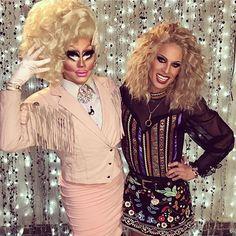 Trixie Mattel & Katya Zamolodchikova