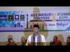 Agus Yudhoyono Harapan Baru Warga Jakarta | Obsession News | Berita Eksklusif Referensi Eksekutif
