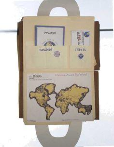 Classroom Freebies: Christmas Around The World Packet