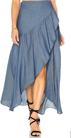 35 Long Skirts To Wear Now #skirts  #high low  #wrap skirt  #maxi skirt