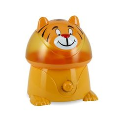 BESTSELLER! Crane Adorable Ultrasonic Cool Mist Humidifier with 2.1 Gallon Output per Day - Tiger $35.71