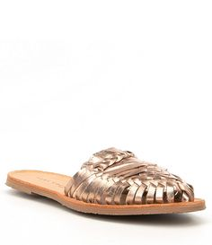 Shop for Volatile Tulum Woven Huarache Mules at Dillards.com. Visit Dillards.com to find clothing, accessories, shoes, cosmetics & more. The Style of Your Life.