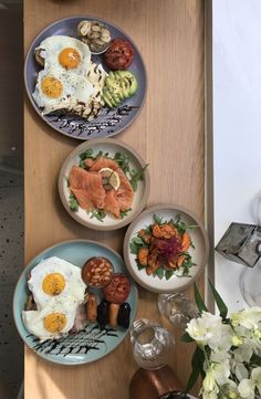 How about healthy&delicious breakfast all day long? Bruges, Belgium @That's Toast