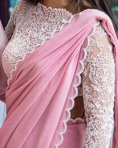 Five Best Saree Blouse Designs – Fashion Asia Fancy Blouse Designs, Bridal Blouse Designs, Blouse Neck Designs, Trendy Dresses, Elegant Dresses, Cheap Dresses, Fashion Dresses, Saree Wearing Styles, Saree Styles