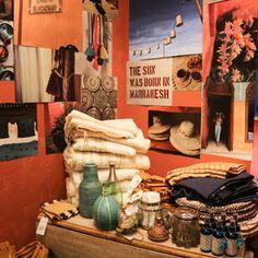 風間ゆみえのギフトサロンが関東初出店モロッコで買い付けたアイテムを販売
