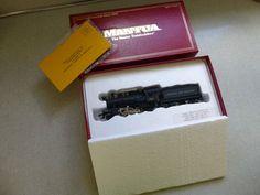 Mantua Norfolk & Western 2-6-2 Prairie #836 Steam Engine Tender w/ Box…