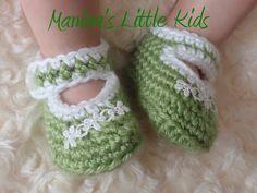 crochet bianca baby sandals | photo